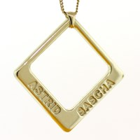 SQUARE 9ct Gold Range