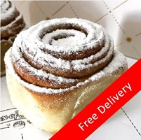 20 SMALL - CINNAMON SCROLLS BOX