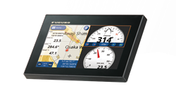 """GP-1871F 7"""" Colour GPS Chart Plotter and Fish Finder"""