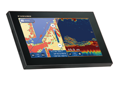 """GP1971F 9"""" Colour GPS Chart Plotter and Fish Finder"""