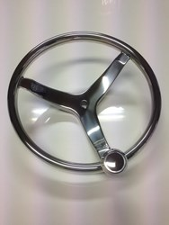 Steering Wheel - Deluxe with Power Knob