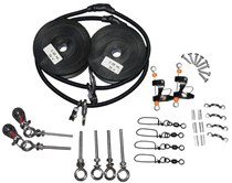 Rigging Kit - Stainless Steel