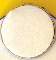 Small Round Hoop 100mm