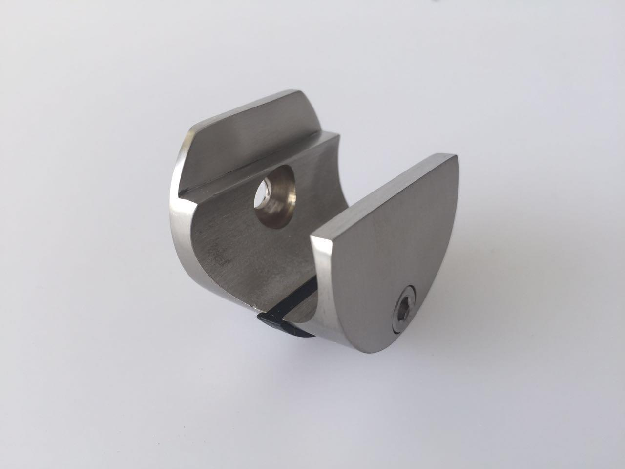 Clamps for stainless steel rail ideal barn door australia