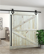 British Brace Barn Door BD002-1020