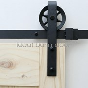 3.6M Side Mount Sliding Barn Door hardware  B09