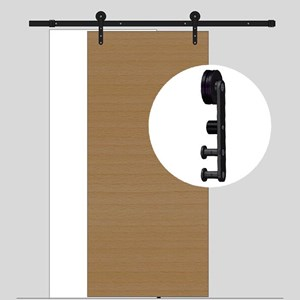 3M Sliding Barn Door hardware B11