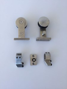 Sliding Barn Door Rollers kits S01