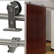 4M Top mounted Sliding Barn Door Hardware S01