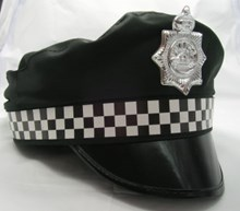 Police Cap Dress Up