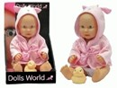 Dolls World Splash Time Anitomically Correct Deluxe Girl Doll