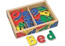 Melissa & Doug - 52 Alphabet Magnets In A Box
