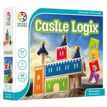 Castle Logix by Smart Games NEW Packaging!!