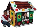 Bazoongi Gingerbread Play Cubby House