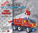 Nuts & Bolts Large Construction Set Fire Engine - Super Special
