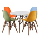 Replica Eames Circular Kids Table