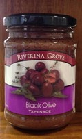 Riverina Grove Black Olive Tapenade