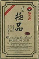 Concord Sunchih Premium GPSP 3 in 1 - 60 caps