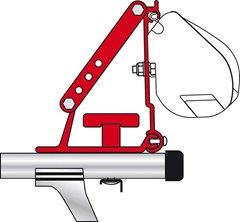 Fiamma F35 awning bracket - Kit Auto