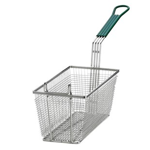 Pitco Heavy Duty Rectangular Professional Fry Basket