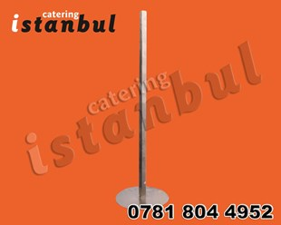 2X Sleeve Stainless Steel /Doner Kebab Machine 19cm Diameter 69cm high 2XSLEEVE