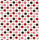 Denyse Schmidt - Flea Market Fancy - Flower & Dot - Red