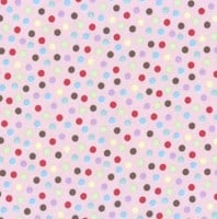 Moda - Erin Michael - Monkey N Around - Pink Dots - 15073-33