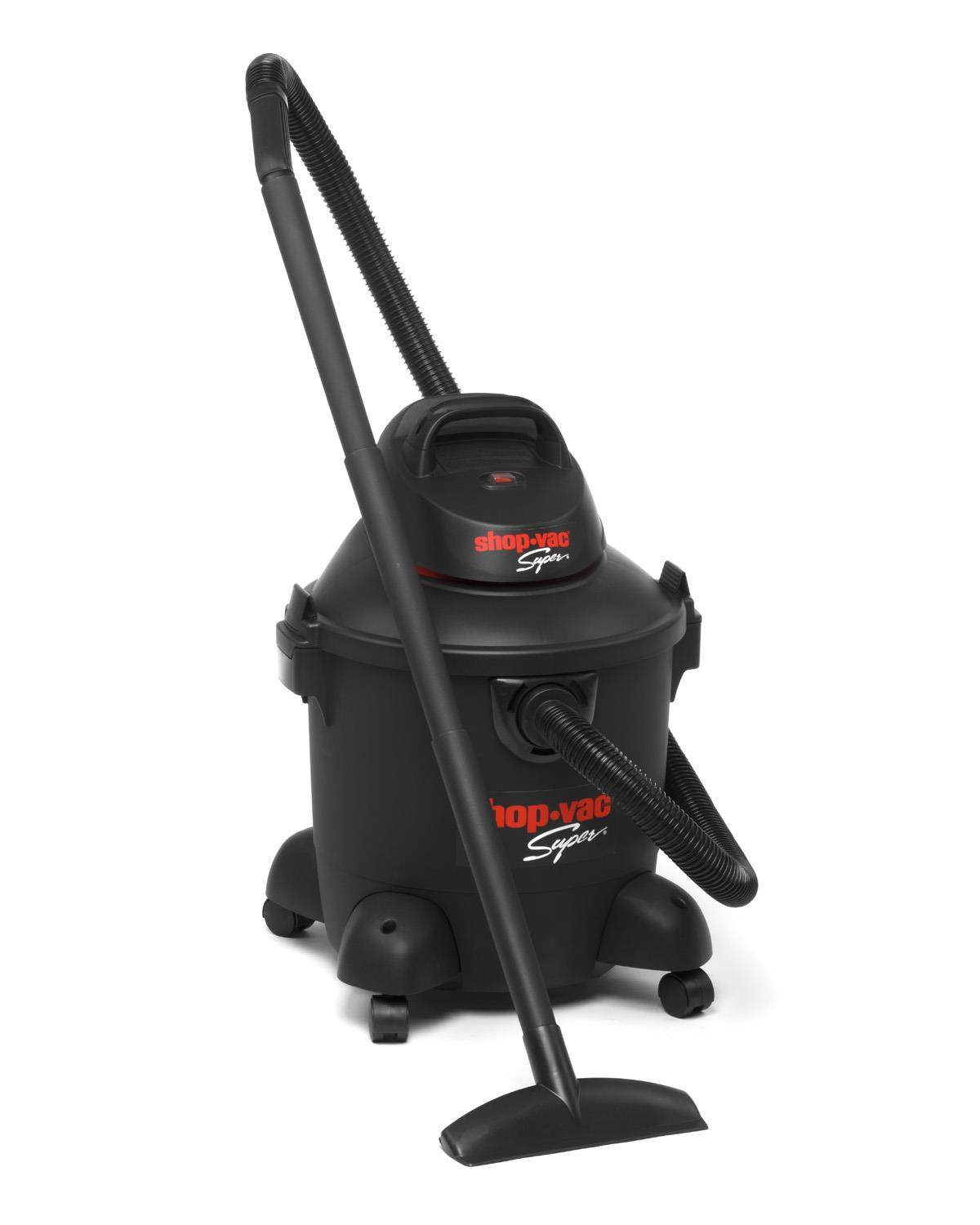 Shop Vac Super 30 Poly 1400 Watt 30l Tank Wet Dry Vacuum Black Decker And Cleaner With