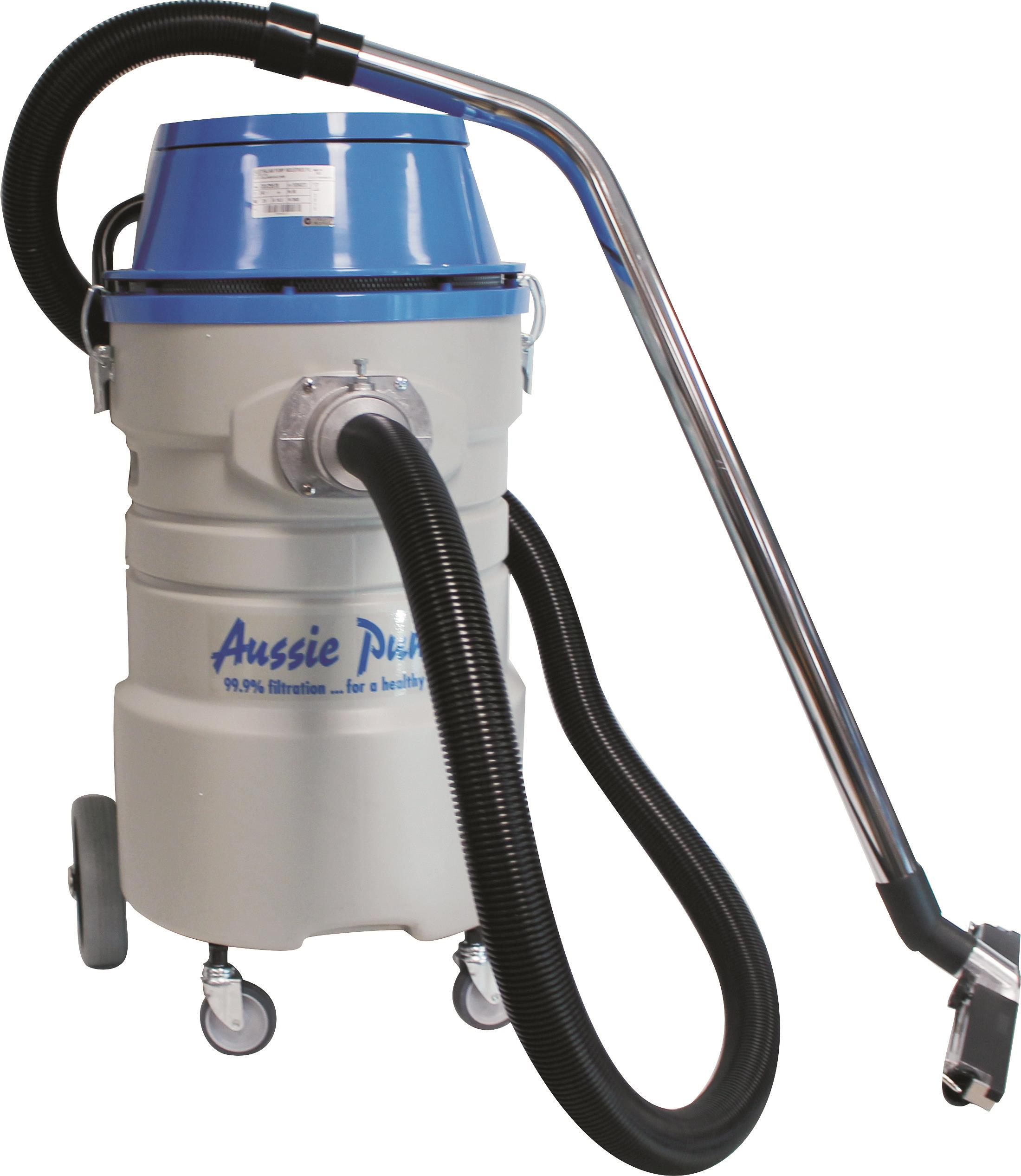 Industrial Vacuum Blower Systems : Aussie pumps vc wet dry industrial vacuum cleaner with