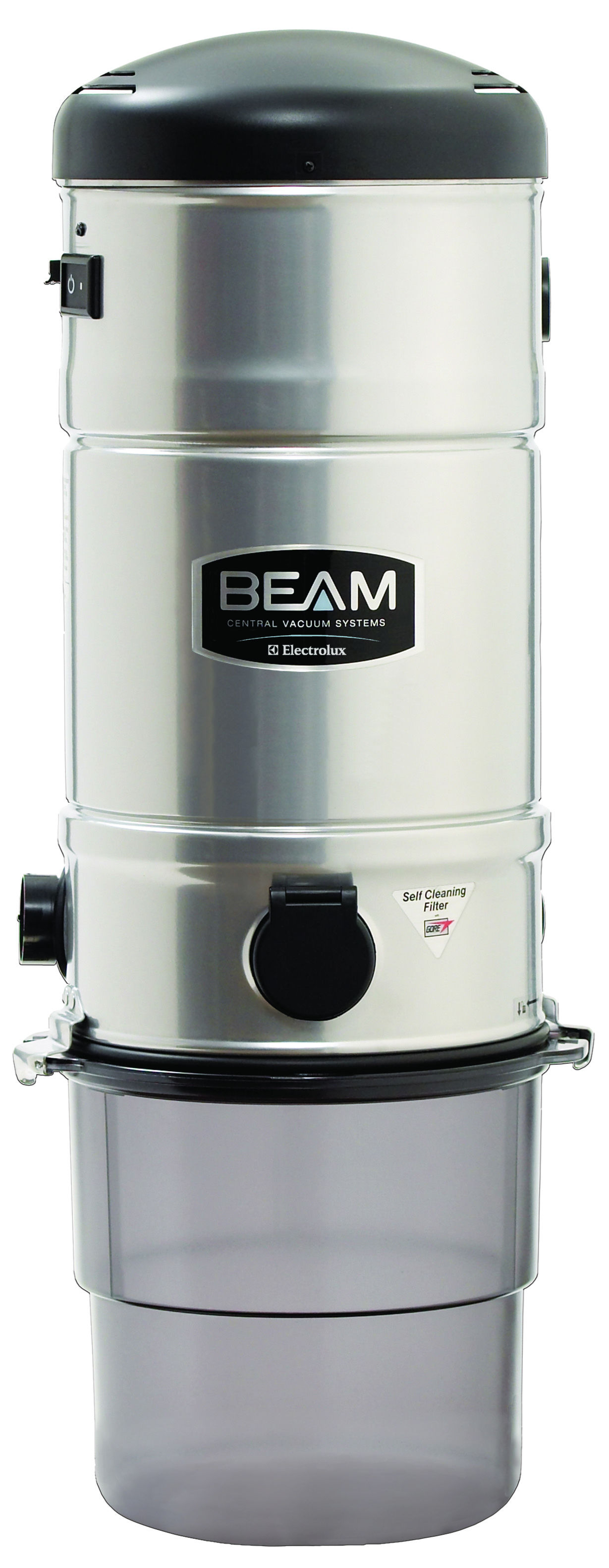 BEAM PLATINUM 335 DUCTED CENTRAL VACUUM CLEANER SYSTEM45 METERS SERVICE DISTANCE 5 YEAR
