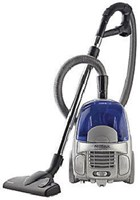 NILFISK COMBAT ULTRA 12404900 HEPA BAGLESS VACUUM CLEANER 2200W, 350W SUCTION POWER bonus turbo head