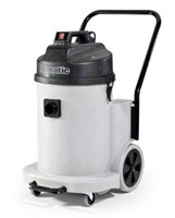 NUMATIC NDD900  32 LITRE FINE DUST VACUUM CLEANER FOR THE BUILDING INDUSTRY, TWIN MOTOR, MADE IN ENGLAND,ideal machine for the removal of fine dust such as cement, plaster or welding