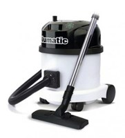 Numatic PPH320A COMMERICAL VACUUM CLEANER  Made in England WITH HEPA H14 FILTRATION, 2 YEAR COMMERCIAL WARRANTY