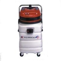 KERRICK VH623PL TWO MOTOR  2600WATT HEAVY DUTY WET AND DRY INDUSTRIAL VACUUM CLEANER MADE IN ITALY.  GREAT FOR THE BUILDING AND HIRE INDUSTRIES **FREE DELIVERY**