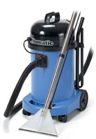 Numatic CT470 -2 CARPET EXTRACTION VACUUM WITH LARGE CAPACITY 11L CLEAN 11L DIRTY