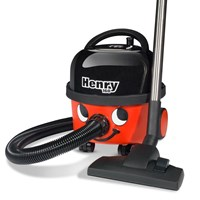 Numatic Henry Compact HVR160 Commercial Vacuum Cleaner like Henry HVR2000 but smaller! Made in England