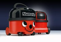 Numatic Henry NBV190-2 cordless, battery Commercial Vacuum Cleaner Made in England, 2  YEAR COMMERCIAL WARRANTY