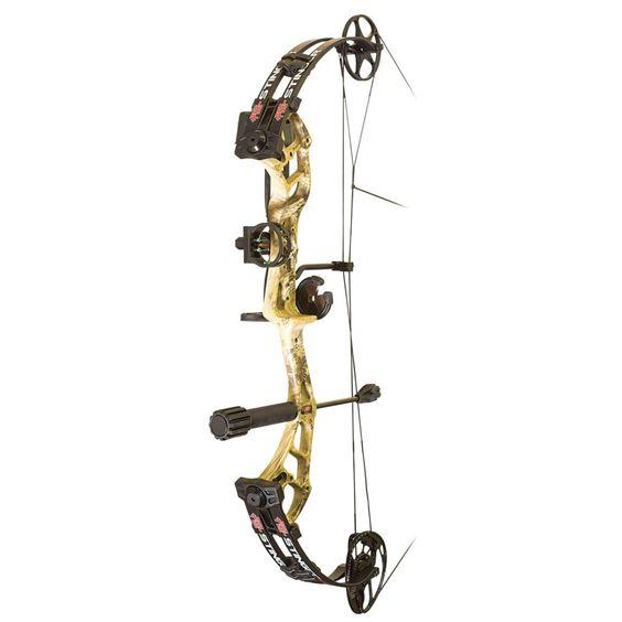 PSE Stinger Extreme RTS Package Compound Bow