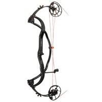 PSE Carbon Air 34 ECS 70# Camo RH Compound bow