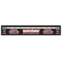 Winmau Official Throw Line Sticker