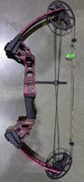 Mission Craze compound bow - pink