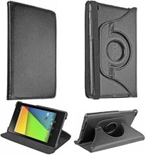 Asus Nexus 7 2013 Black Rotational Case with Stand