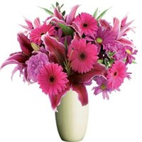 Pretty Pinks, Bunch from $55