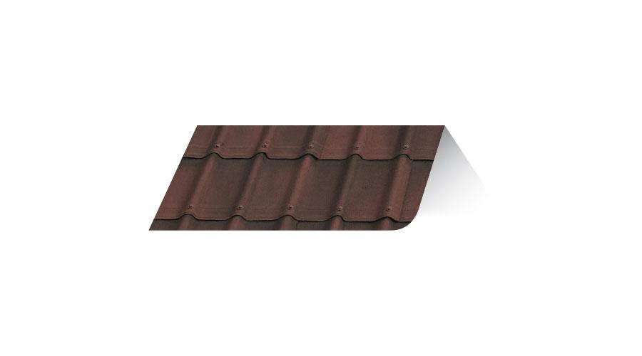 Onduvilla Tile Shaded Brown
