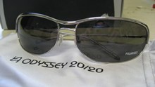 Odyssey Sanmonster Silver Sunglasses Polarised SALE