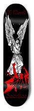 Sacrifice B J Morrill Skateboard Deck  3 Day only price!! be quick