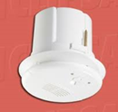 CLIPSAL - Smoke Detector 240v Battery Back Up Photoelectric Flush Mount 755PFM