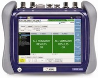 RENTAL: MTS-5800 Dual-port 10/100/1000 ethernet network tester