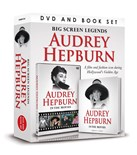 NEW IN.. Audrey Hepburn DVD and Book Set