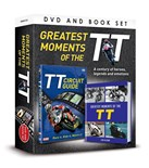 NEW IN.. TT Circuit Guide DVD and Book Set
